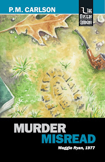 Book Showcase: Murder Misread by P.M. Carlson