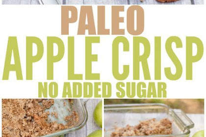 Grain-Free Apple Crisp
