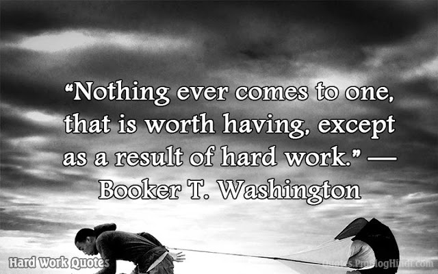 fruit of hard work quotes