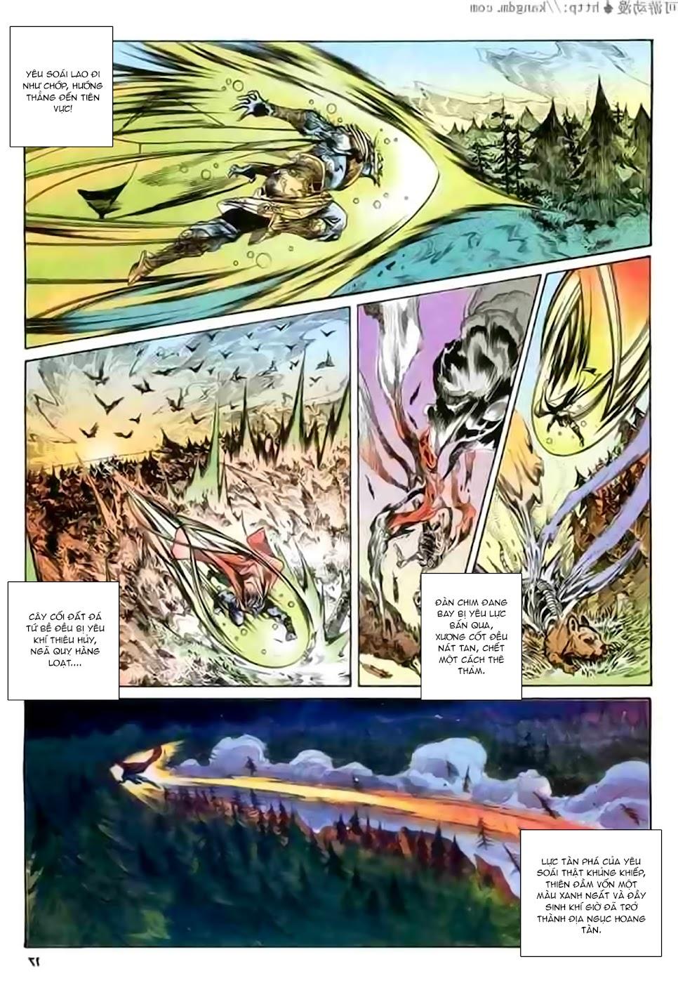 Cơ Phát Khai Chu Bản chapter 108 trang 17