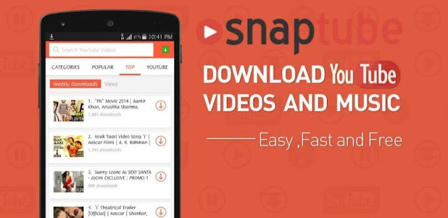 Download Apk SnapTube Versi Terbaru