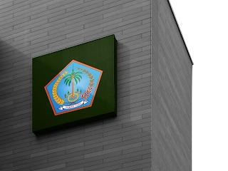 desain papan nama logo provinsi sulawesi utara - kanalmu