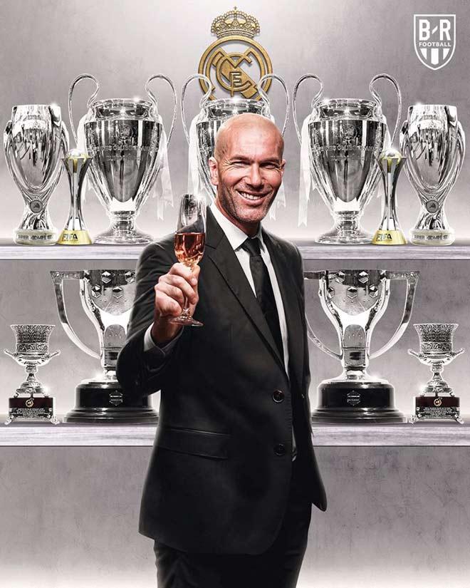 """Real vô địch La Liga: Báo chí """"chế nhạo"""" cả Barca, Ronaldo lẫn Messi 2"""