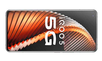هاتف/جوال/تليفون فيفو vivo iQOO 5 5G - البطاريه/ الامكانيات و الشاشه و الكاميرات هاتف فيفو vivo iQOO 5 5G - مميزات هاتف فيفو اي كيو يو5 5G