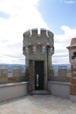 Il Balcone panoramico su Rennes le Chateau