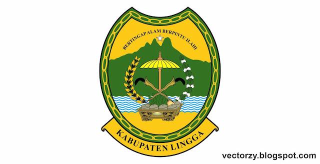Download Logo Kabupaten Lingga Vektor CDR CorelDraw  PNG