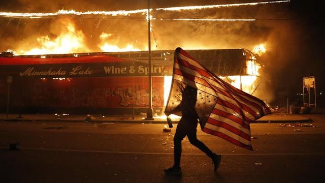 Kekacauan di Amerika Serikat