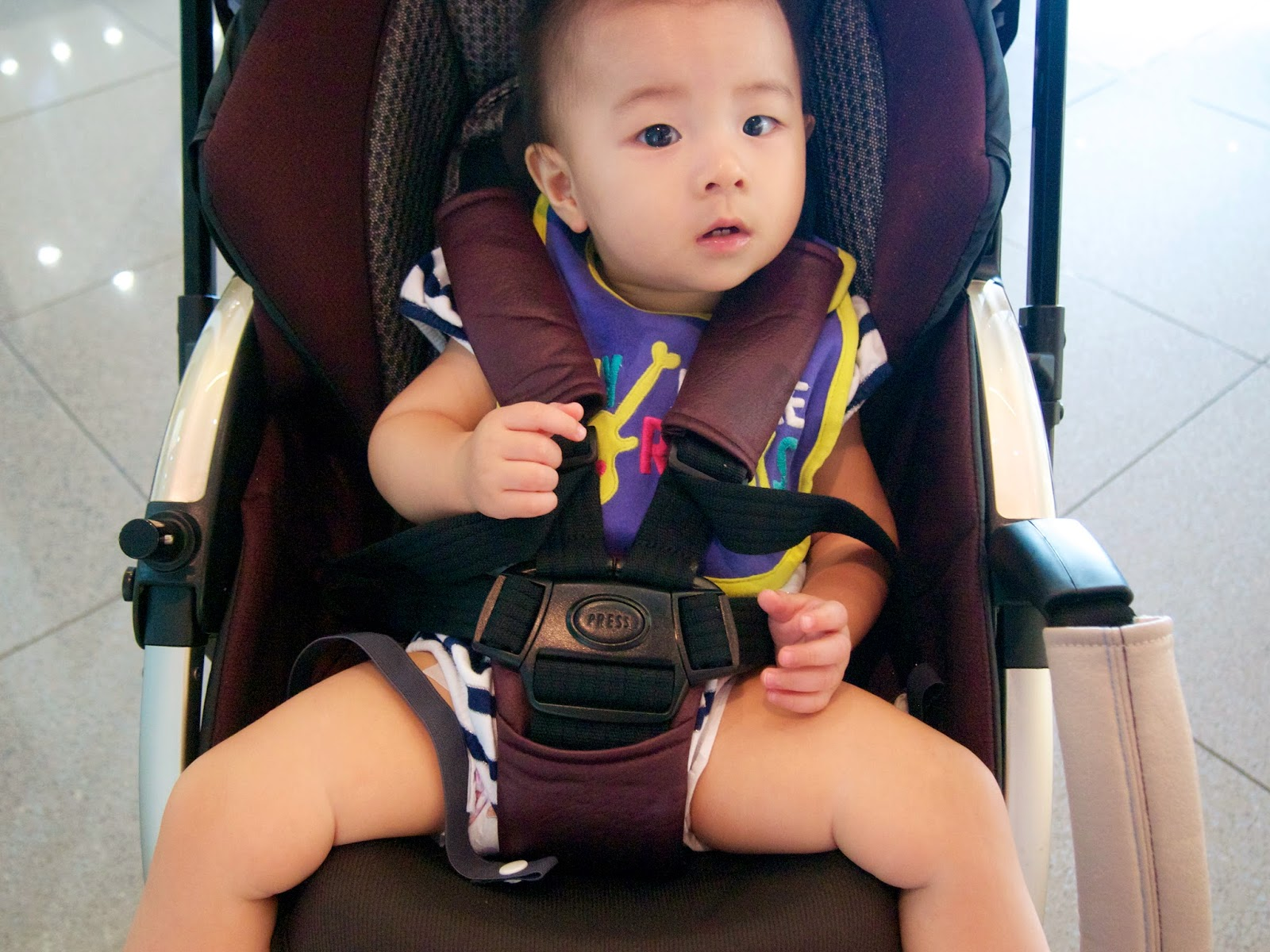 Stroller Review: Combi MiracleTurn Elegant - The Chill Mom