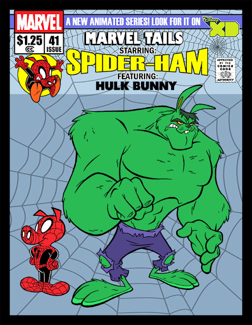 bunnies in comic books