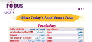 أقوي مراجعة وبنك أسئلة في اللغة الإنجليزية للصف الثاني الثانوي الترم الثاني