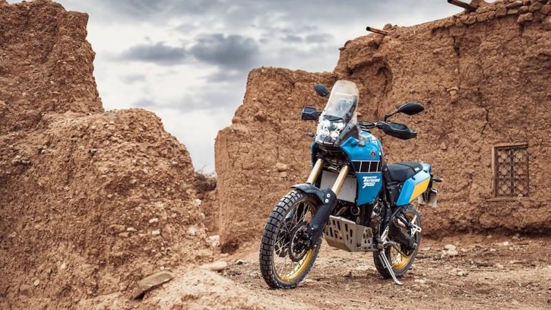 Yamaha Tenere 700 Rally 2020 phiên bản châu Âu có gì khác biệt?