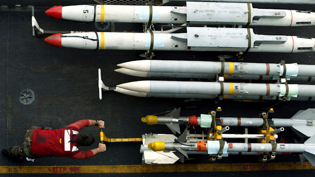 El Pentágono ordena misiles de medio alcance por 768 millones de dólares