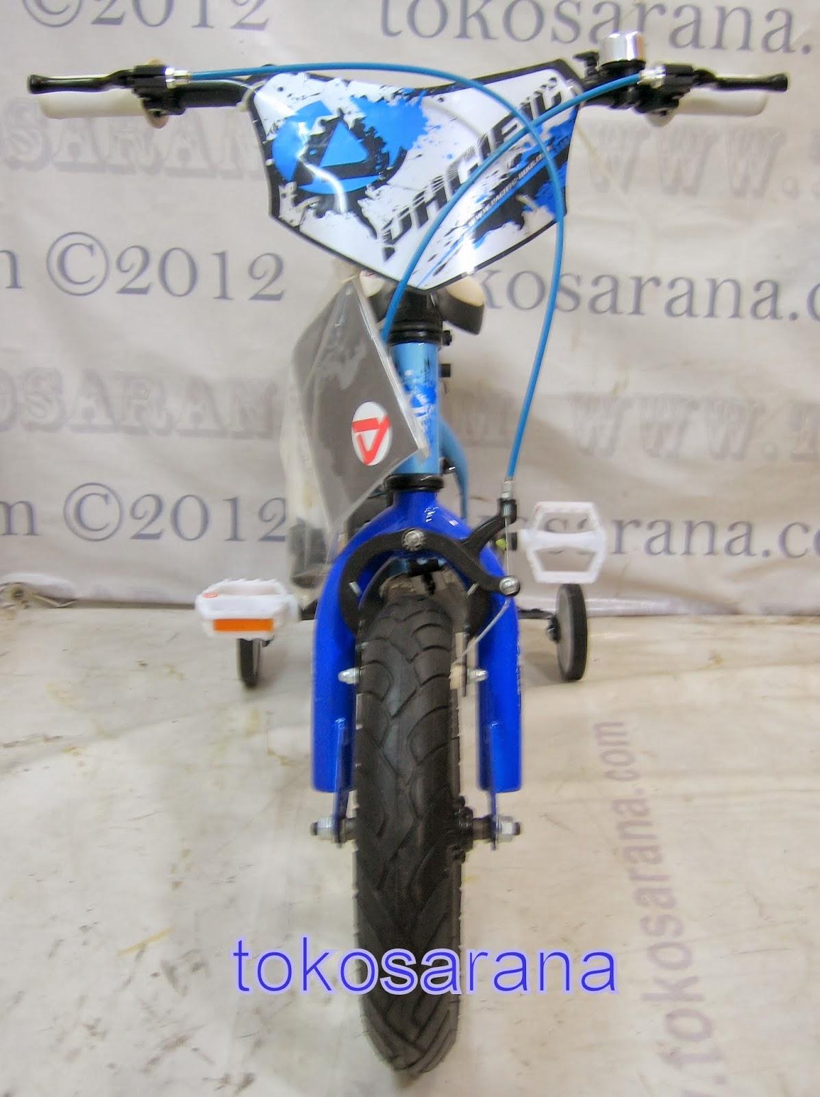 Sepeda Anak Pacific Viroso 12 Inci