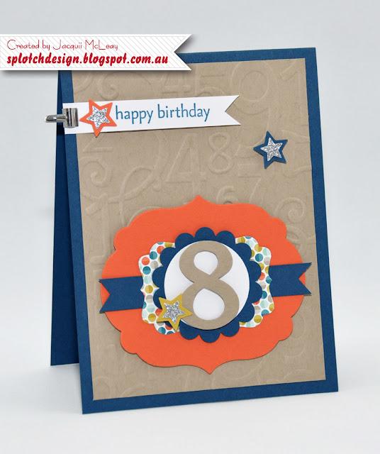 Splotch Design Independent Stampin Up Demonstrator Great