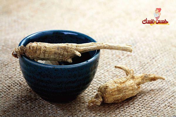 شاي الجنسنج لإنقاص الوزن