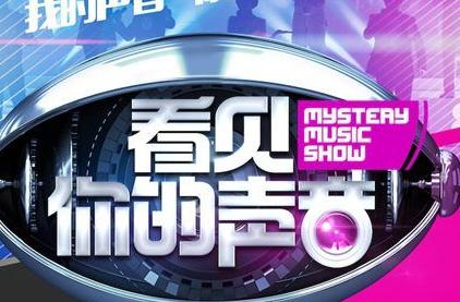 看見你的聲音 中國版 Mystery Music Show China