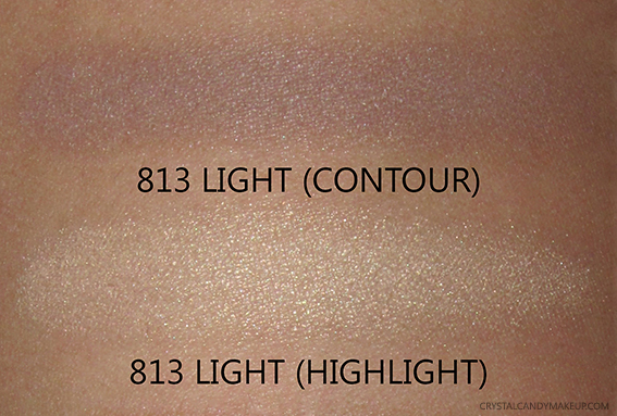 L'Oréal Paris Infallible Pro-Contour Palette 813 Light Review Photos Swatches