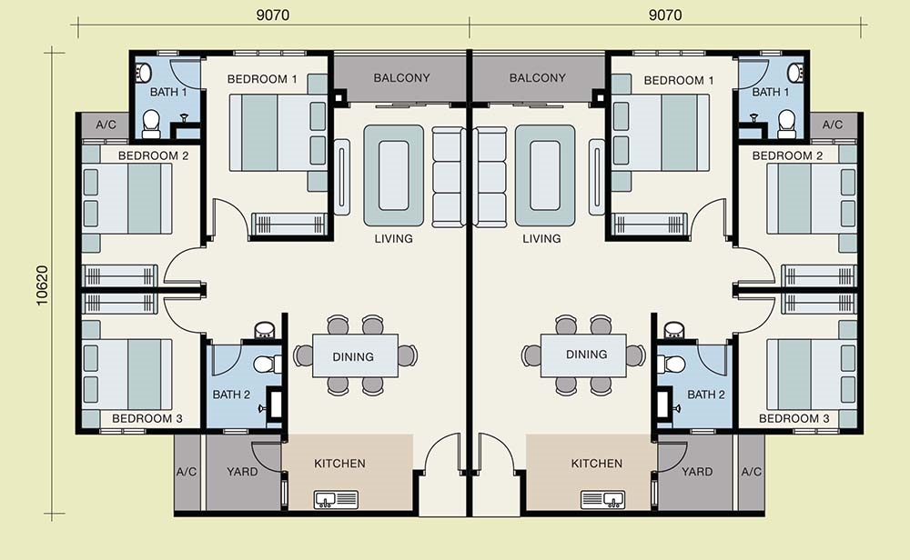 D Cerrum Apartment Malaysiacondo