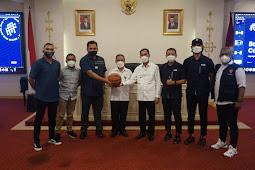 Syarif Hadler Apresiasi Deteksi Basketball League (DBL) Indonesia Bangkitkan Basket di Ambon