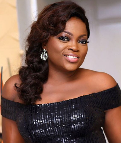 funke akindele moves into new house
