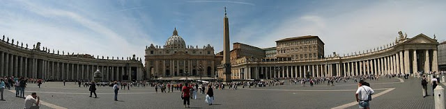 St Peter's Basilica, Roma