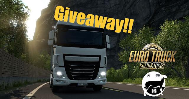 Giveaway Euro Truck Simulator 2