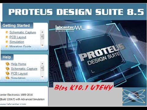 Downlaod  Proteus 8.5 full