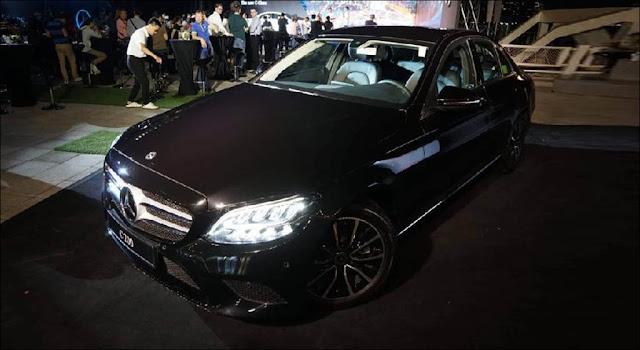 Mercedes C-Class 2019 phiên bản nâng cấp đáng giá