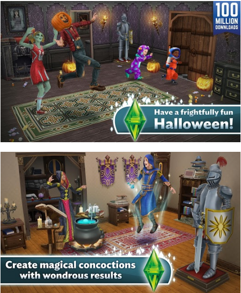 Download Game The Sims™ FreePlay Apk v5.26.1 Mod Unlimited Money