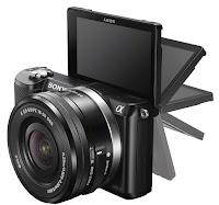 Kredit Sony Alpha A5000 Kit 16-50mm