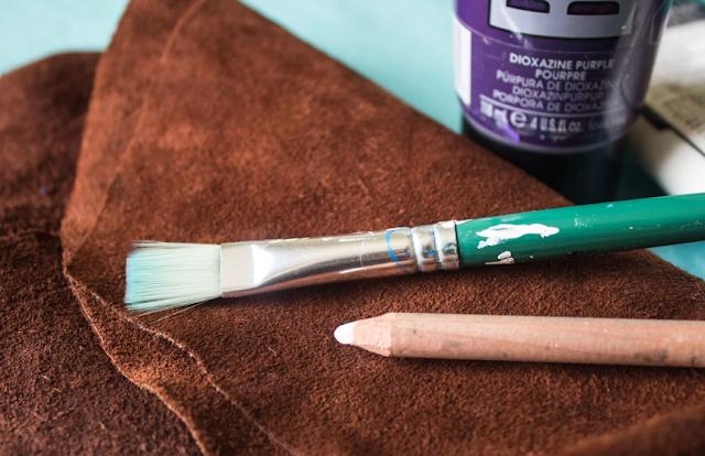 способы окрашивания кожи в домашних услвоиях