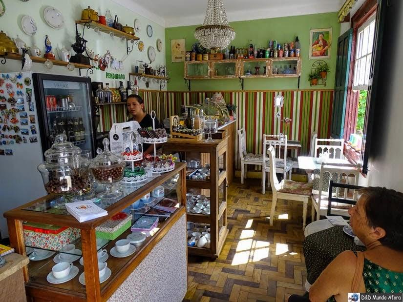 Onde comer em Tiradentes - Casa do Sino