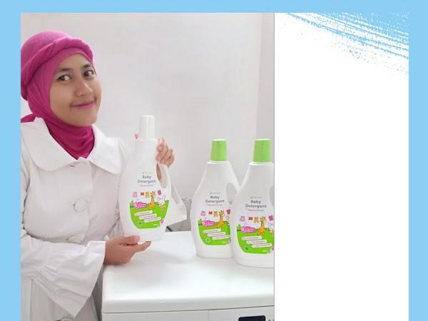 Mama's Choice Baby Detergent, Pilihan Aman Deterjen Khusus Bayi