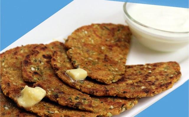 Missi Roti Recipe in Hindi