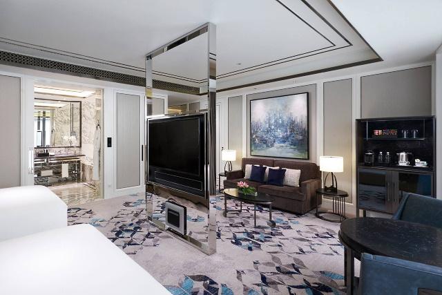 Hotel Okura Manila Deluxe Room