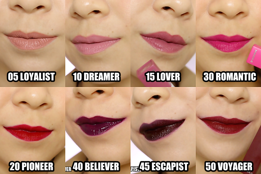 Jq Talks Maybelline Super Stay Matte Ink Review All