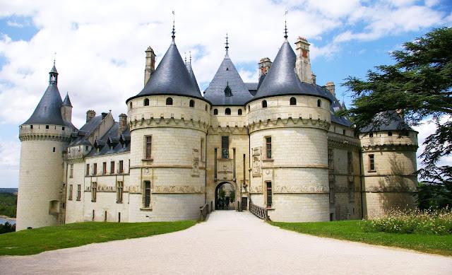 Castillo de Chaumont, Valle del Loira