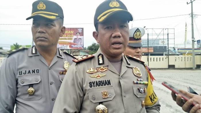Kapolres Lamsel, Tarik  2 Personil Walpri Plt Nanang Ermanto.