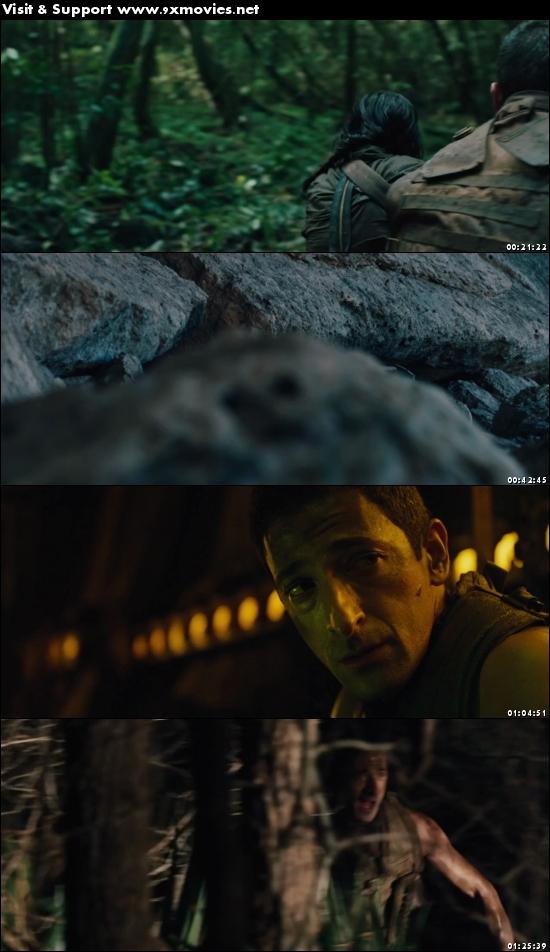 Predators 2010 Dual Audio Hindi 720p BluRay