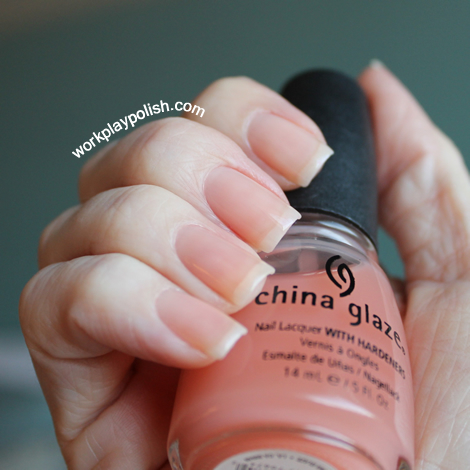 China Glaze Love Letters