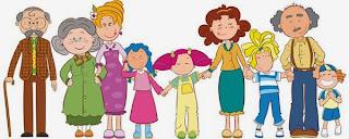 الدرس التاسع 9 : العائلة و الأقارب