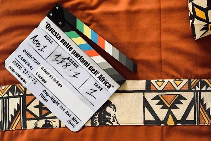 "Al via le riprese in Kenya di ""Questa notte parlami dell'Africa"""