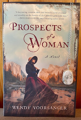 Operation Awesome #20Questions in #2020 of #NewBook Debut Author Wendy Vooranger #prospectsofawoman #sheiscalifornia  #goldrush #womensrights #californiahistory #historicalfiction