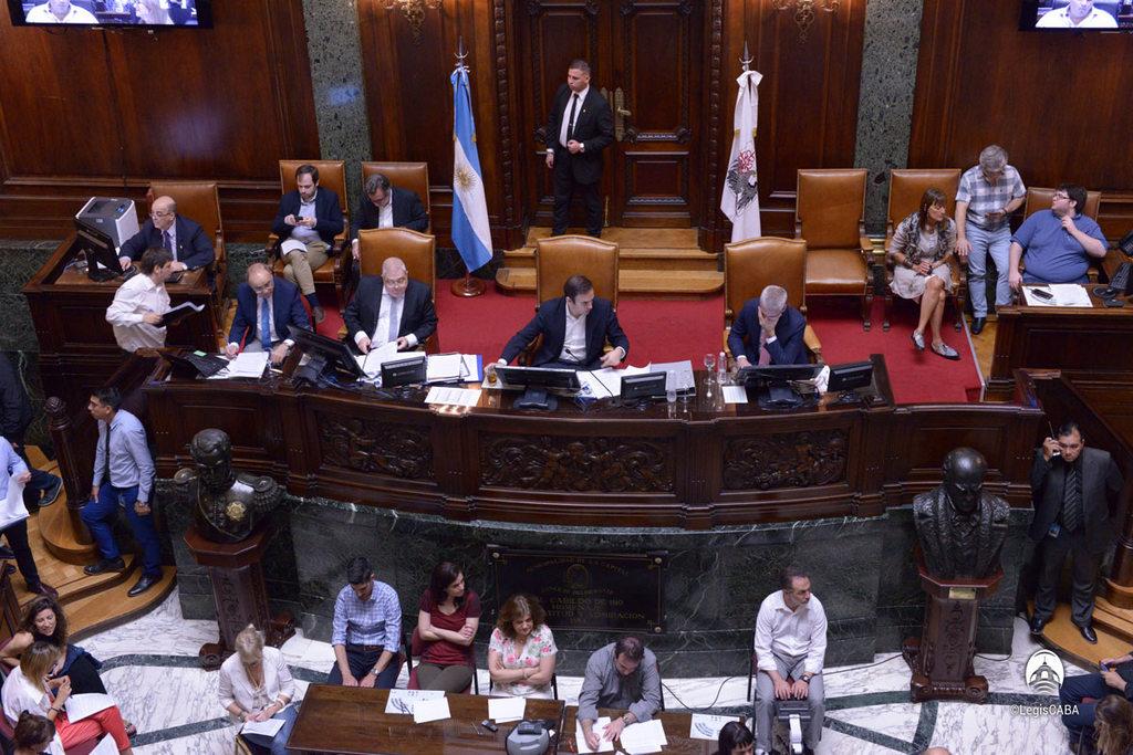 Aprueban Plan de Vivienda Asequible en la Legislatura Porteña