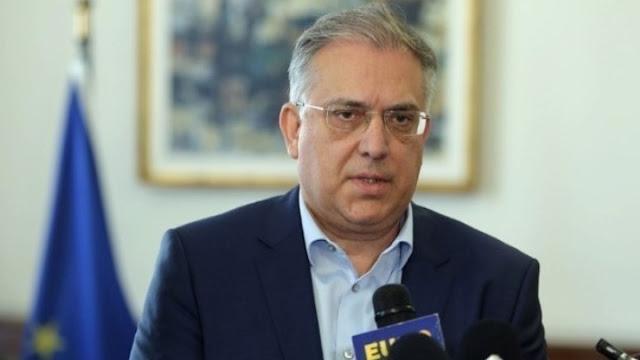 Θεοδωρικάκος: Διοικητικοί υπάλληλοι των δήμων για τον έλεγχο εφαρμογής των μέτρων για την ανάσχεση της πανδημίας