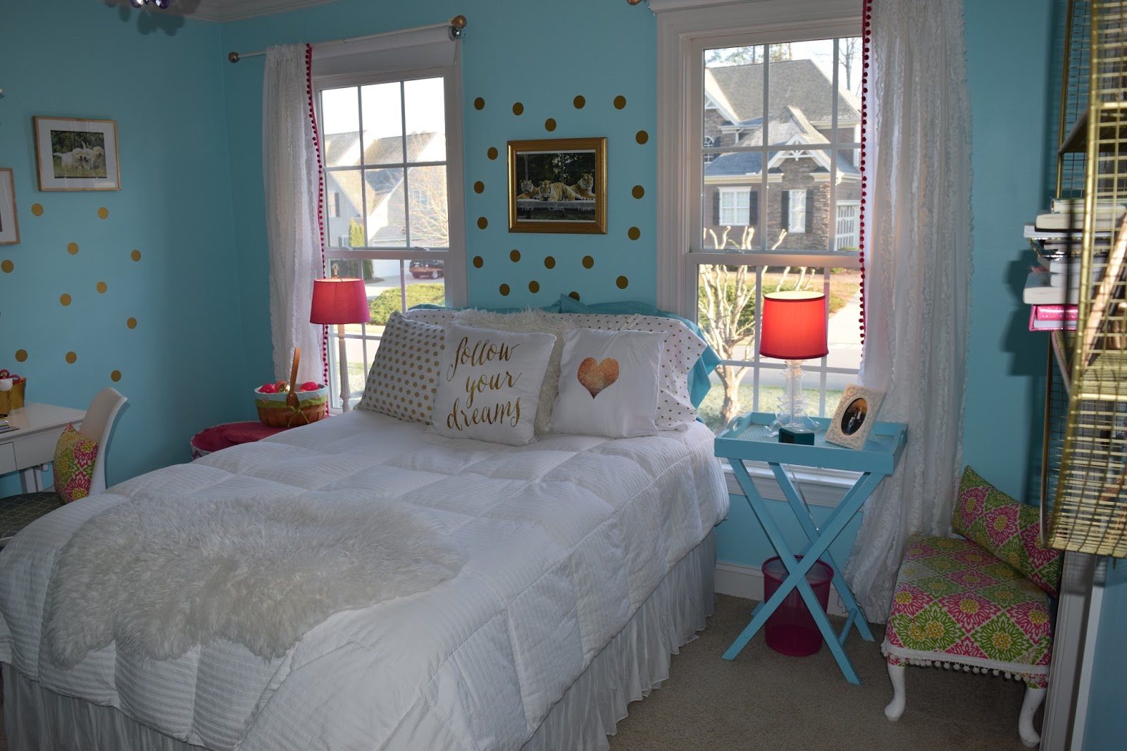 The chalkboard cottage 10 year old girl 39 s new room make for 10 year old boys bedroom designs