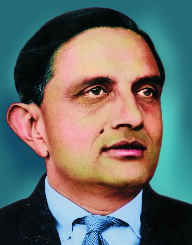 विक्रम साराभाई