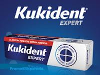 Campioni omaggio Kukident Expert : fino ad esaurimento scorte