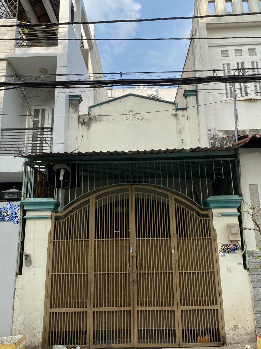 Bán nhà hẻm 208 đường số 5 Bình Hưng Hòa quận Bình Tân mới nhất