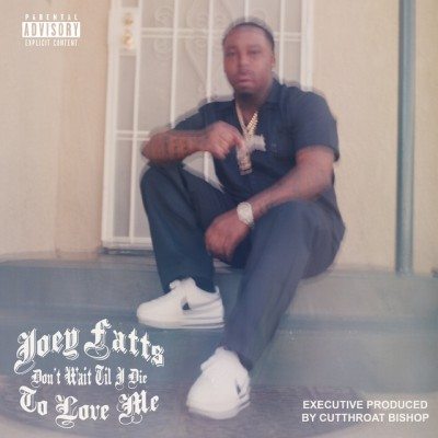 Joey Fatts - Don't Wait Till I Die To Love Me (2020) - Album Download, Itunes Cover, Official Cover, Album CD Cover Art, Tracklist, 320KBPS, Zip album
